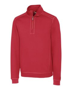 945260788-106 - Men's Cutter & Buck® Bayview Half-Zip Shirt - thumbnail