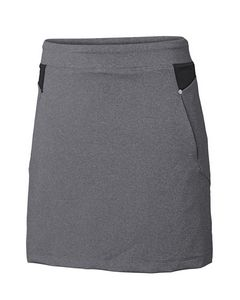 946248001-106 - CB DryTec Heather Estelle Knit Skort - thumbnail
