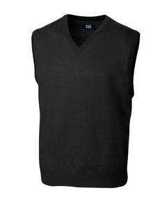 996246071-106 - Douglas V-neck Vest Big & Tall - thumbnail