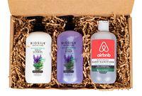 526368756-142 - Biosilk Lotion + Biosilk Soap + HG Hand Sanitizer Gift Set - thumbnail
