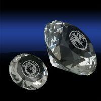 594112020-142 - Diamond Crystal Paperweight Diamond Crystal Paperweight - thumbnail