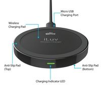 716107413-142 - iLuv Qi Certified Wireless Charger - thumbnail