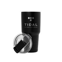 795885822-142 - Patriot 20oz Black Tumbler - thumbnail