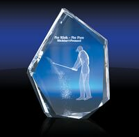 931969559-142 - Object D'Art Crystal Sculpture Award (Medium) - thumbnail