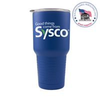 995884835-142 - Patriot 30oz Blue Tumbler - thumbnail