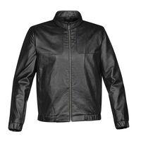 164598511-109 - Men's Cruiser Nappa Leather Jacket - thumbnail