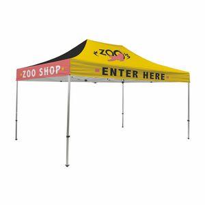 105009831-108 - 15' Premium Tent Kit (Full-Bleed Dye Sublimation) - thumbnail