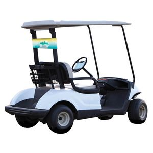 125331427-108 - Golf Cart Banner - thumbnail