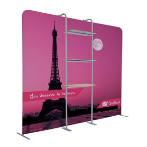305915987-108 - EuroFit Cascade Three-Shelf Merchandiser Kit - thumbnail