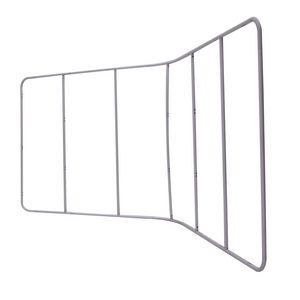 """385331544-108 - 72"""" EuroFit 120-Degree Angle Hardware - thumbnail"""