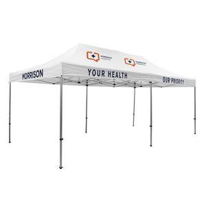 505009837-108 - 20' Premium Tent Kit (Imprinted, 5 Locations) - thumbnail