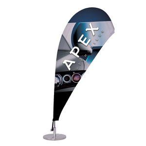 715467587-108 - Micro Teardrop Sail Sign Kit (Single-Sided) - thumbnail