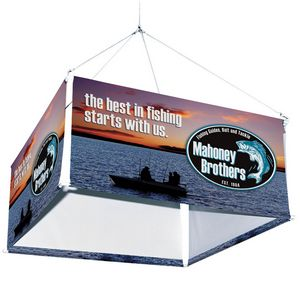 764575849-108 - 10' Four-Sided Hanging Banner Kit - thumbnail