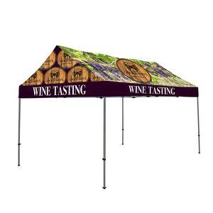 766185589-108 - 10' x 15' Gable Tent Kit (Dye Sub Full-Color Full-Bleed) - thumbnail