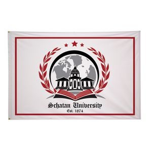 772023386-108 - Polyester Flag (Double-Sided) - 4' x 6' - thumbnail