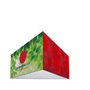 784293639-108 - 8' Triangle EuroFit Hanging Banner Kit - thumbnail