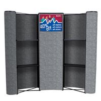785530035-108 - 8' Deluxe Merchandiser Kit - thumbnail