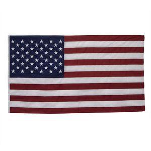 786204329-108 - Polyester U.S. Flag (8' x 12') - thumbnail