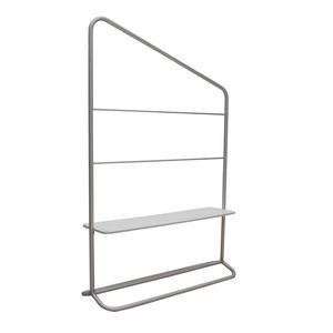 "906188537-108 - 4' x 71"" EuroFit Evolution Lower-Shelf Incline Hardware - thumbnail"