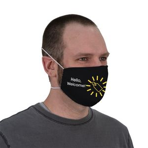 906268029-108 - Imprinted Face Cover With Elastic Head Loop - thumbnail