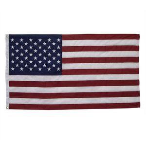 916204332-108 - 10' x 19' Polyester U.S. Flag - thumbnail