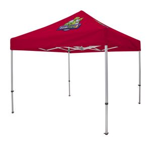 936195373-108 - 10' Elite Tent Kit - 2 Location Full-Color Imprint - thumbnail