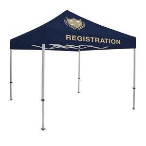 936195373-108 - 10' Elite Tent Kit (Full-Color Imprint, 2 Locations) - thumbnail