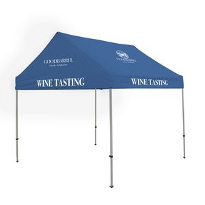 956188582-108 - 10' Premium Gable Tent Kit 7 Location Full-Color Imprint - thumbnail