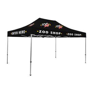 975009828-108 - 15' Premium Tent Kit (Imprinted, 9 Locations) - thumbnail