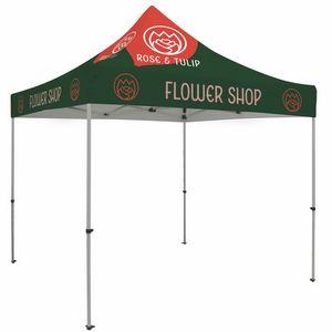 993728709-108 - Premium Aluminum 10' Tent Kit (Dye-Sublimation) - thumbnail