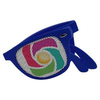 304296544-134 - LensTek Folding Miami Sunglasses - thumbnail