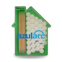 312950203-134 - House Shaped Pick 'n' Mints - thumbnail