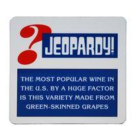 325926218-134 - 90 MIL 4/4 Solid Plastic Square Coaster - thumbnail