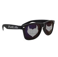 325931965-134 - Lenstek Mirror Lens Miami Sunglasses - thumbnail
