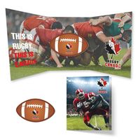 385958017-134 - Tek Booklet 2 with Football Magnet - thumbnail