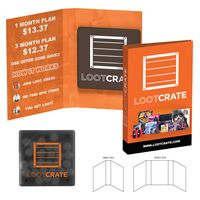 705927264-134 - Tek-Booklet Square Credit Card Mints - thumbnail