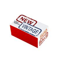 "765503266-134 - 9.5"" x 5.5"" x 4.5"" E-Flute Tuck Box Single Side - thumbnail"
