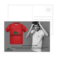 785956939-134 - Post Card With Full-Color T Shirt Luggage Tag - thumbnail