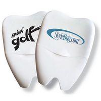 924311125-134 - Large Tooth Shaped Dental Floss - thumbnail