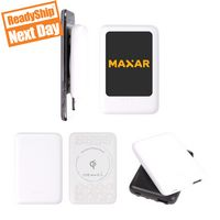 176366725-821 - P5000UL 2x Qi Certified Wireless Charger and 5000 mAh Power Bank - thumbnail