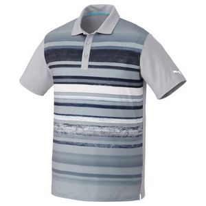 965297156-115 - M-PUMA Washed Stripe Polo PC - thumbnail