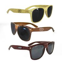 395258854-139 - Wood Grain Sunglasses - thumbnail