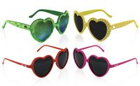 705629170-139 - Pantone Matched Heart Shaped Sunglasses Wide Arm - thumbnail