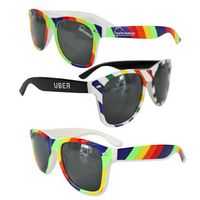 725258860-139 - Rainbow Print Sunglasses - thumbnail